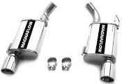 MAGNAFLOW 2010 MUSTANG AXLE BACK EXHAUST KIT